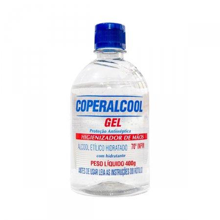 Álcool Gel 70% para Mãos Coperalcool com 400g