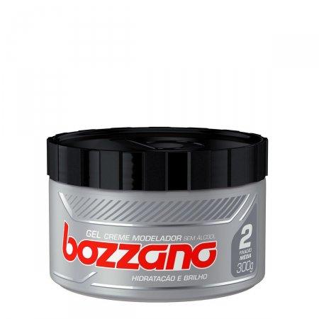 Gel Creme Modelador Bozzano Hidratação e Brilho 300g