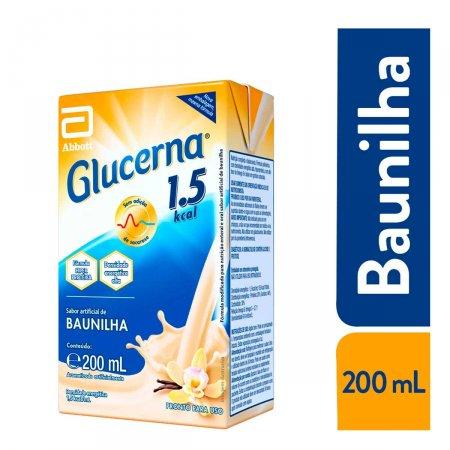Glucerna 1.5 Kcal Sabor Baunilha