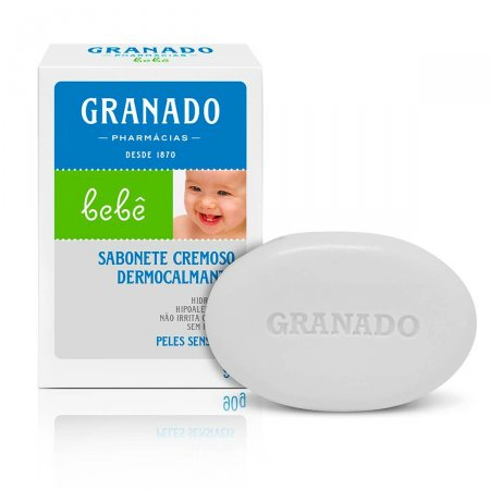 Sabonete Granado Dermocalmante Pele Sensível