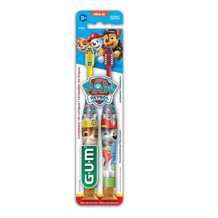 Escova Dental infantil Patrulha Canina