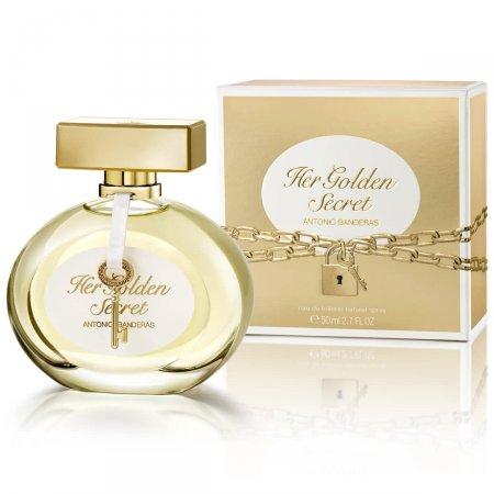 Perfume Antonio Banderas Her Golden Secret