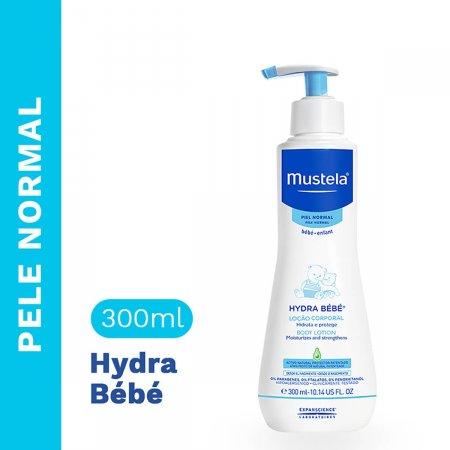 Hidratante Corporal Infantil Mustela Hydra Bebê com 300ml