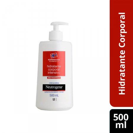 Hidratante Corporal Neutrogena Norwegian Formula sem Fragrância