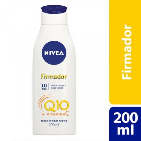 Loção Nivea Body Firmadora Q10 Plus 200ml