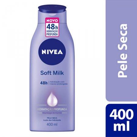 Hidratante Desodorante Nivea Soft Milk