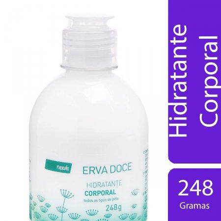 Hidratante Corporal Needs Erva Doce