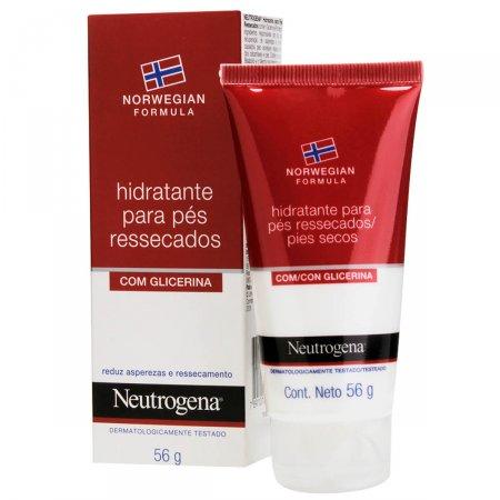 Hidratante para os Pés Neutrogena Norwegian Formula