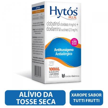 Hytos Plus Xarope Com 100ml