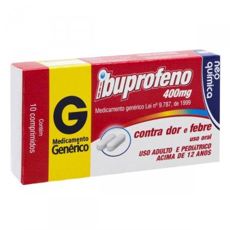 Ibuprofeno 400 mg