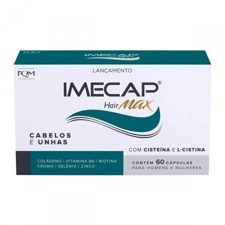 Imecap Hair Max com 60 Cápsulas |