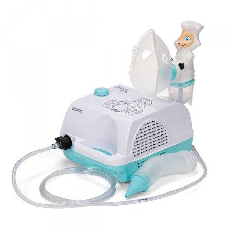 Inalador Compressor e Aspirador Nasal InalaKids