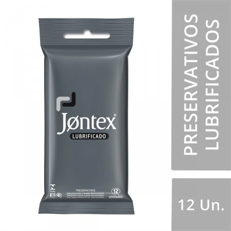 Preservativo Jontex Lubrificado