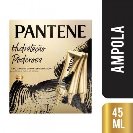 Kit Ampola Pantene Hidratação Poderosa 3 Unidades | Foto 2