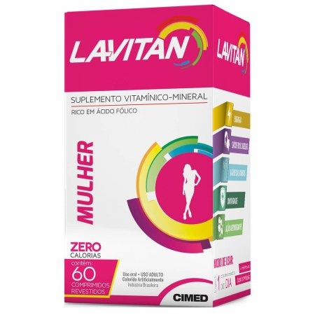 Lavitan Mulher 60 Comprimidos