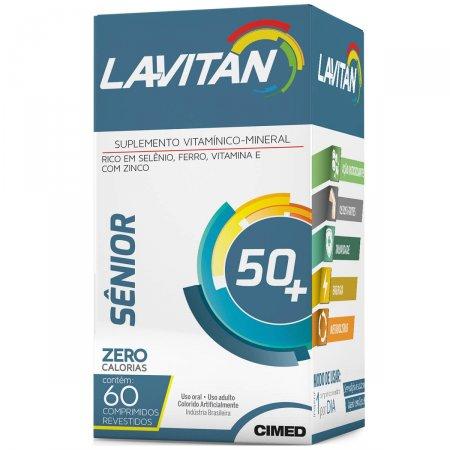 Lavitan Sênior 60 Comprimidos