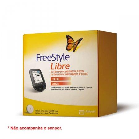 Leitor Freestyle Libre 1 Unidade Abbott | Onofre.com Foto 1