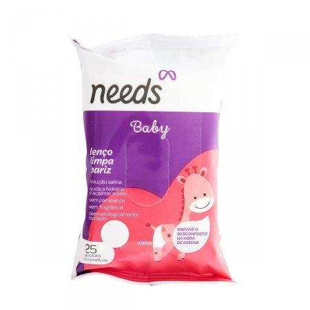 Lenço Limpa Nariz Needs Baby