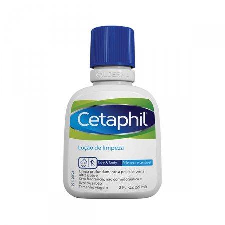 Loção de Limpeza Cetaphil 59ml |