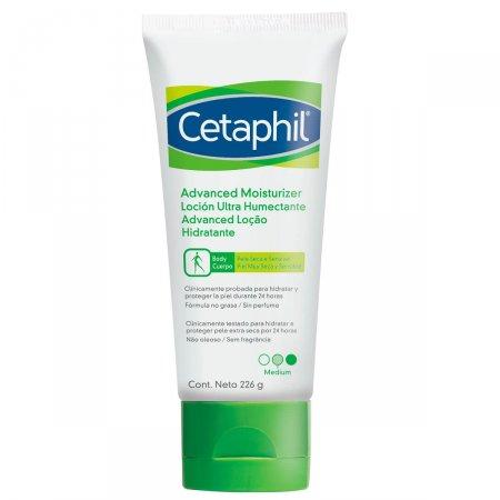 Loção Hidratante Cetaphil Advanced Moisturizer Pele Seca e Sensível com 226g