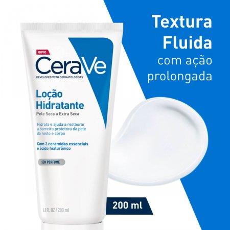 Loção Hidratante Corporal CeraVe com 200ml