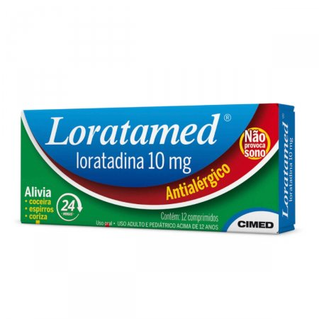Loratamed 10mg