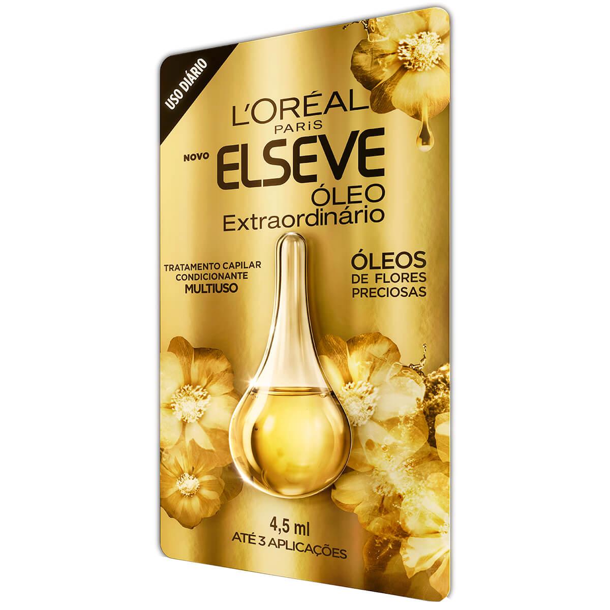 Elseve GotaÓleoExtraordinário 4,5ml