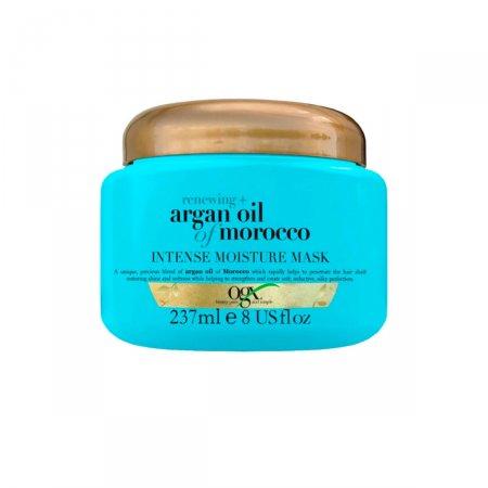 Máscara de Hidratação Capilar OGX Intense Moisturizing Treatment Argan Oil of Morocco com 237ml