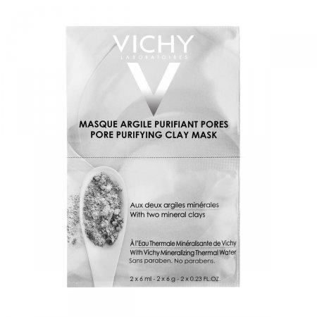 Máscara Mineral Vichy Duo Argila Purificante