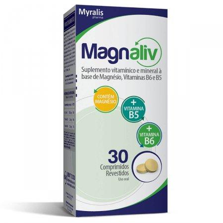 Magnaliv 30 Comprimidos