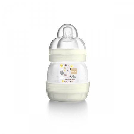 Mamadeira MAM Easy Start Neutra com 130ml