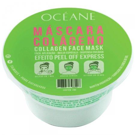 Máscara Facial Colágeno Océane