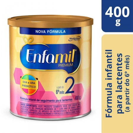 Fórmula Infantil Enfamil Premium 2
