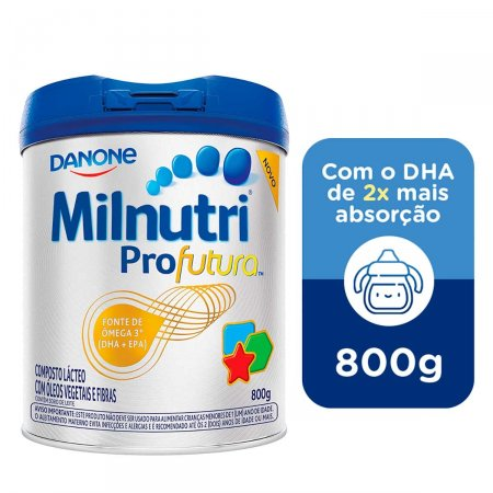Composto Lácteo Milnutri Profutura