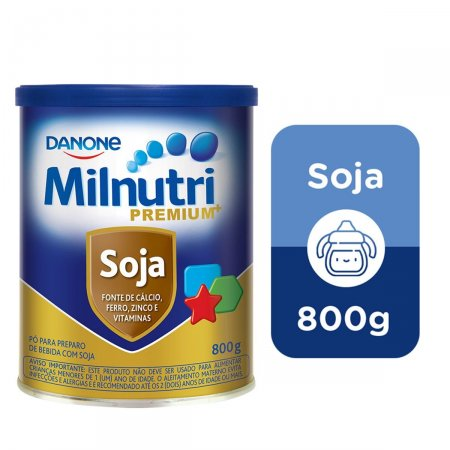 Composto Lácteo Infantil Milnutri Soja