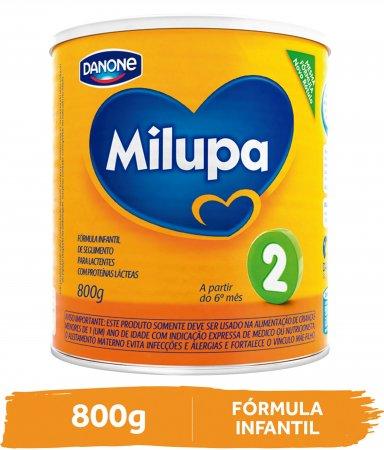 Milupa Fórmula Infantil para Lactentes 2