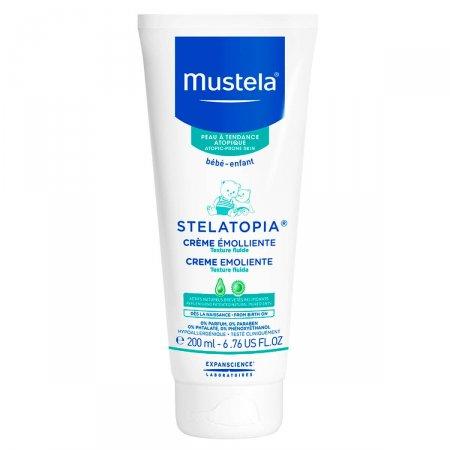 Creme Mustela Stelatopia Emoliente 200ml