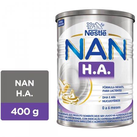 Fórmula Infantil NAN H.A 400g