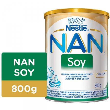 Fórmula Infantil NAN Soy 800g