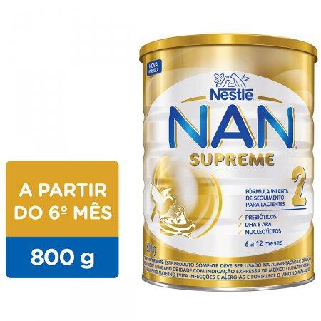 Fórmula Infantil NAN Supreme 2