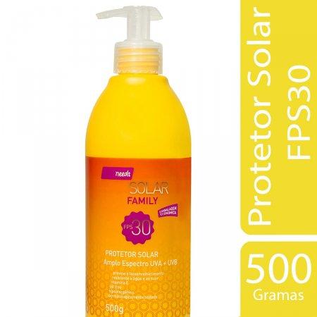Protetor Solar Family FPS30
