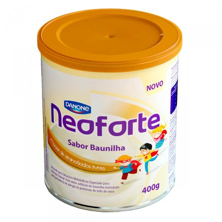 Neoforte Sabor Baunilha 400g