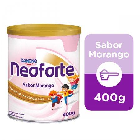 Neoforte sabor Morango