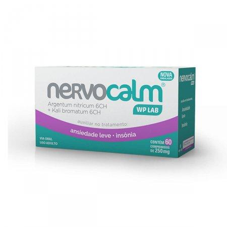 Nervocalm WP Lab com 60 comprimidos