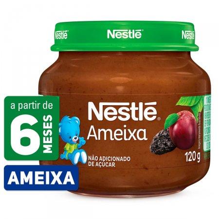 Papinha Nestlé Ameixa Pote 120g