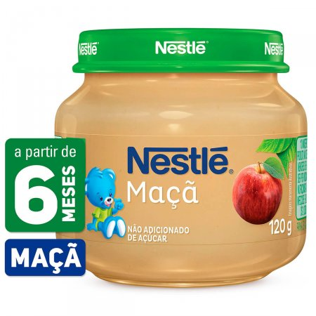Papinha Nestlé Maçã 120g
