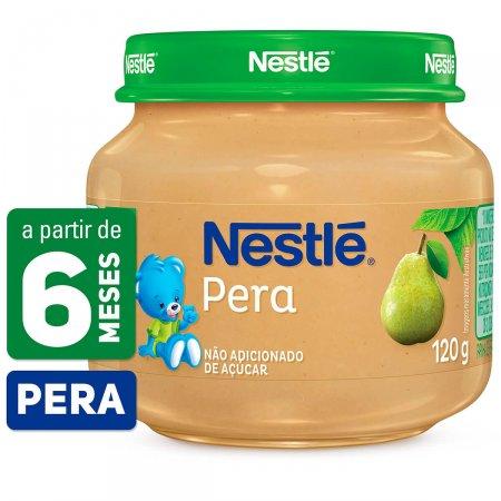 Papinha Nestlé Pêra 120g