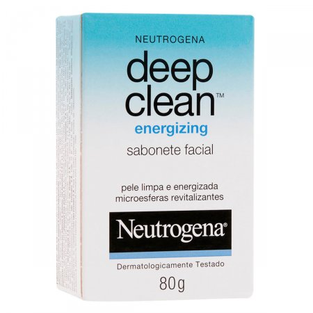 Sabonete Facial Neutrogena Deep Clean Energizing