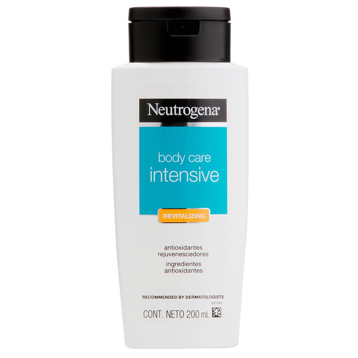 Hidratante Corporal Neutrogena Body Care Intensive Revitalizing 200ml