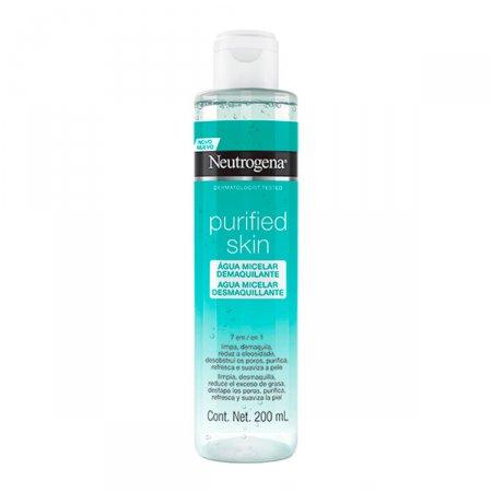 Água Micelar Demaquilante Neutrogena Purified Skin